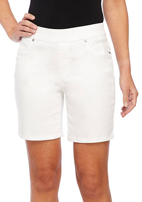 New Directions® Pull On Shorts
