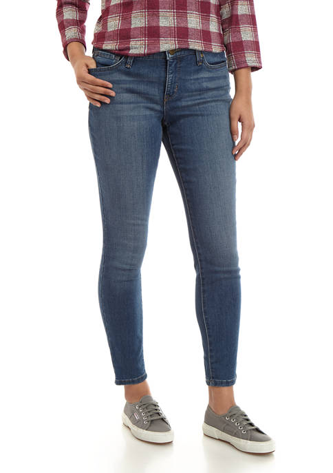 New Directions® Petite Average Skinny Jeans