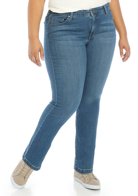 Plus Size Skinny Jeans