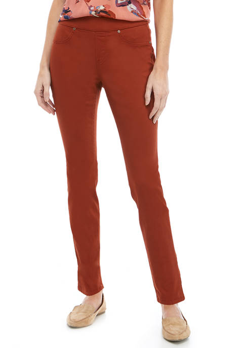 New Directions® Petite Pull On Pants- Average