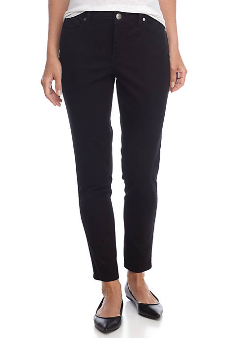 New Directions® Womens 196 Skinny Jeans