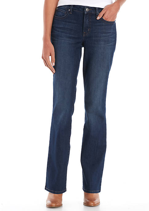Womens 206 Bootcut Jeans