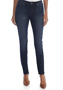 Straight Leg Jeans (Short)