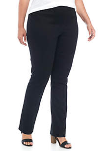 Plus Size Pull On Pants