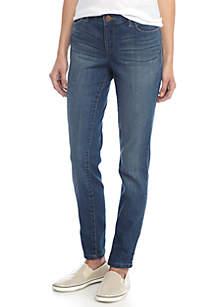 Petite Skinny Jeans-(Short)