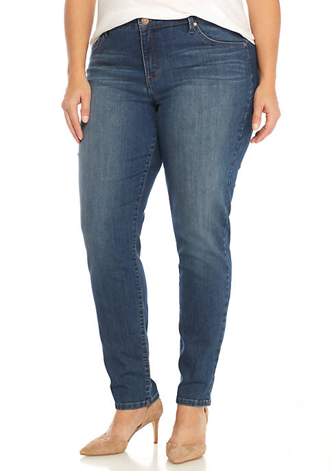 New Directions® Plus Size Skinny Jean