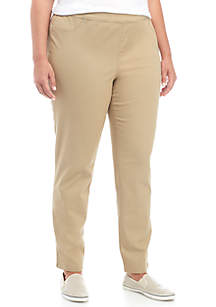 Plus Size Pull On Pant