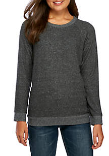 Hacci Scoop Neck Sweater