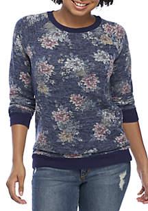 Hacci Scoop Neck Sweater