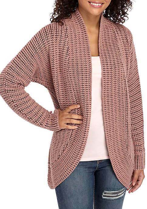Cocoon Multicolored Dolman Cardigan