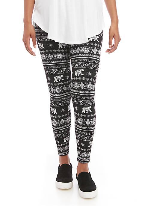 Printed Fashion Leggings