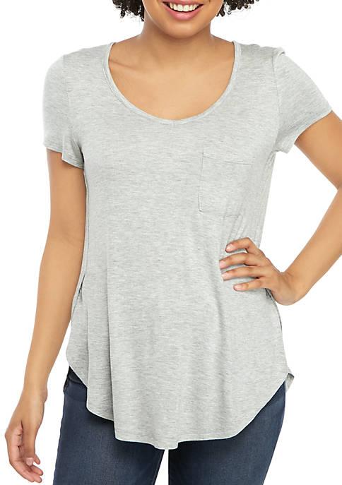 Short Sleeve Pocket T-Shirt