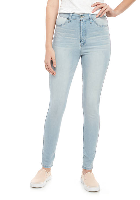 Celebrity Pink High Rise Skinny Ankle Jeans