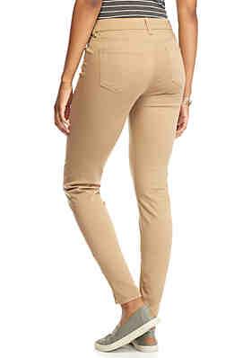 4b9273e5d83 ... Celebrity Pink Celebrity Pink Mid Rise Color Skinny Jeans