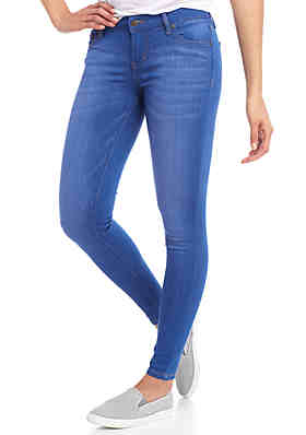 a5127e3884c Celebrity Pink Mid Rise Skinny Jeans ...