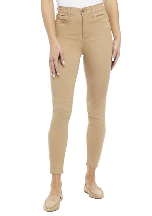 Celebrity Pink Juniors High Rise 5-Pocket Skinny Jeans
