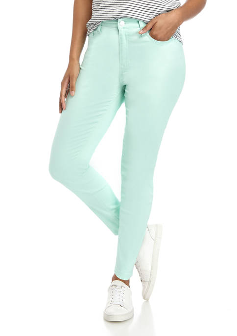 Celebrity Pink Juniors High Rise Color Skinny Jeans