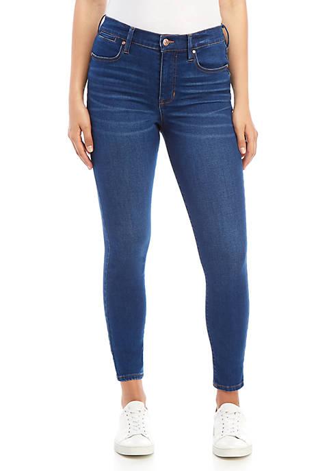 Body Sculpt High Rise Skinny Jeans