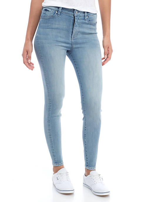 Celebrity Pink High Rise Clean Tencel Jeans