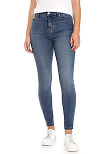 High Rise Clean Tencel Jeans