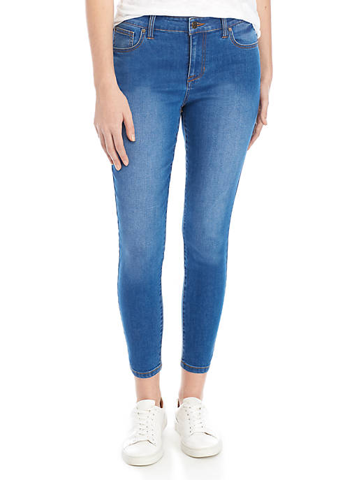 Celebrity Pink 5-Pocket Skinny Ankle Jeans