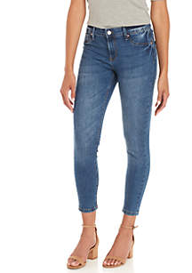 Organic Cotton Skinny Jeans