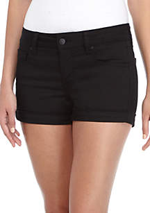 5 Pocket Cuff Shorts