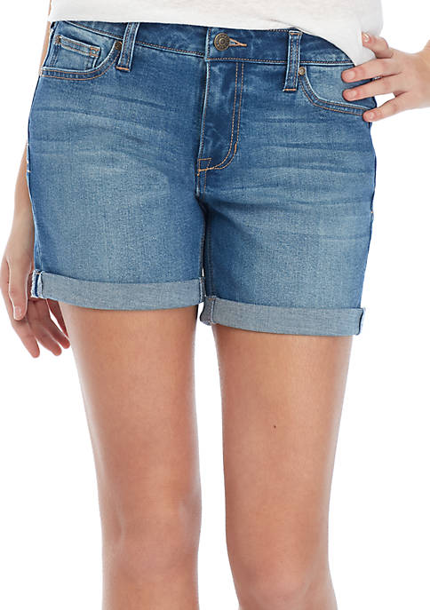 Rolled Cuff Shorts