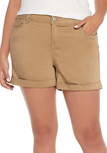Roll Cuff Shorts