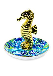 Ring Holder Seahorse
