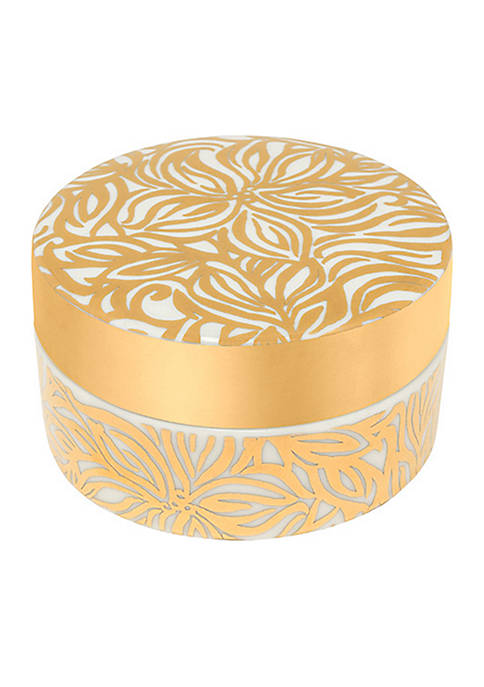 Lilly Pulitzer® Swirling Floral Lidded Ring Dish