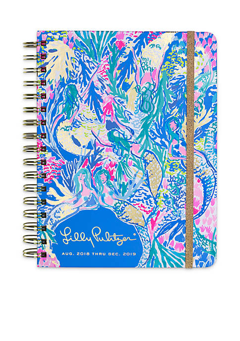 Lilly Pulitzer® 2018-2019 17-Month Large Agenda