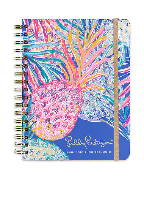 Lilly Pulitzer® 17 Month Large Agenda