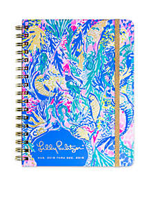 2018-2019 17-Month Monthly Planner