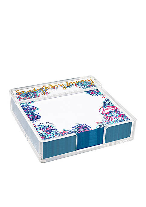 Lilly Pulitzer® Gypsea Girl Small List Pad