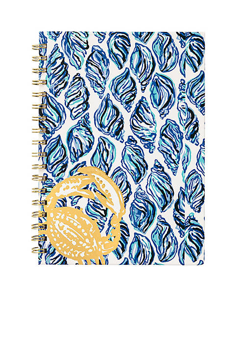 Lilly Pulitzer® Drop In Style Notebook