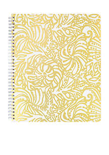 Beach Haven Large Notebook