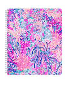 Aquadesiac Large Notebook