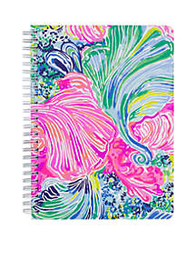 Beach Please Mini Notebook