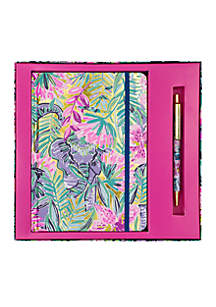 Slathouse Soiree Boxed Journal and Pen Set