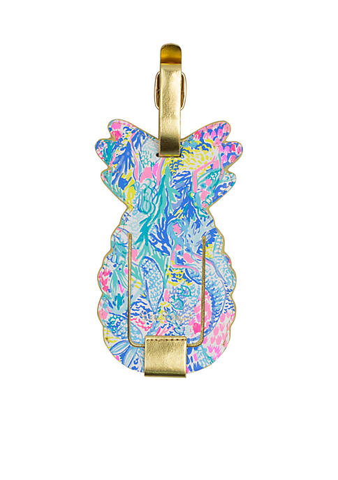 Lilly Pulitzer® Mermaids Cove Luggage Tag