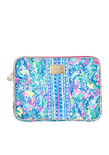 Lilly Pulitzer® Tech Sleeve, Mermaids Cove