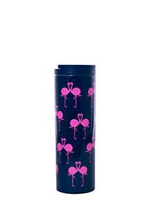 Lilly Pulitzer® Flamingo Pink Travel Mug