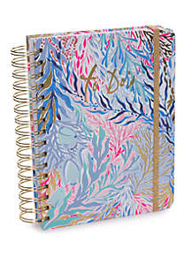 Lilly Pulitzer® Kaleidoscope Coral To Do Planner