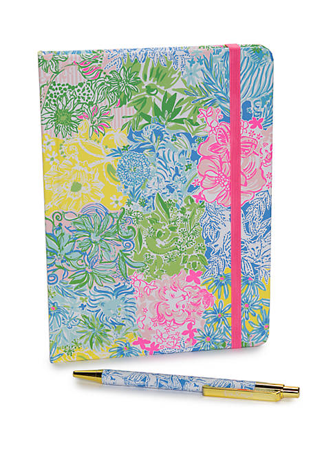 Cheek to Cheek Boxed Journal with Pen