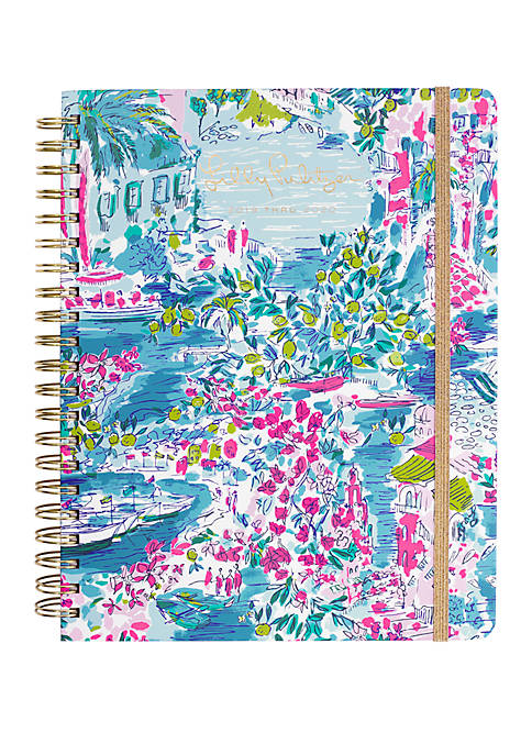 Lilly Pulitzer® Jumbo August December Postcard to Positano