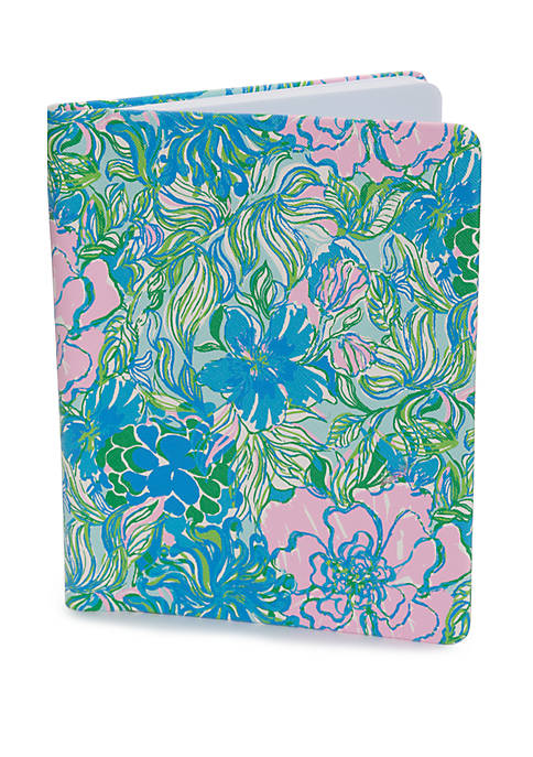 Lilly Pulitzer® Party Thyme Concealed Spiral Journal
