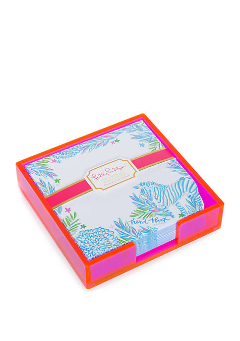 Lilly Pulitzer® Lion Around List Pad