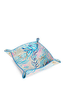 Lilly Pulitzer® Kaleidoscope Coral Valet