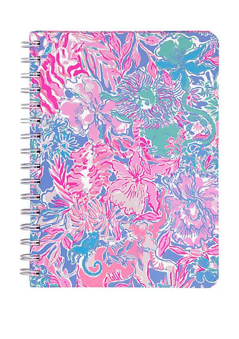 Viva La Lilly Mini Notebook